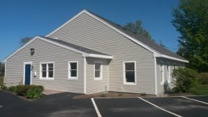 Baseline's New Yarmouth Office