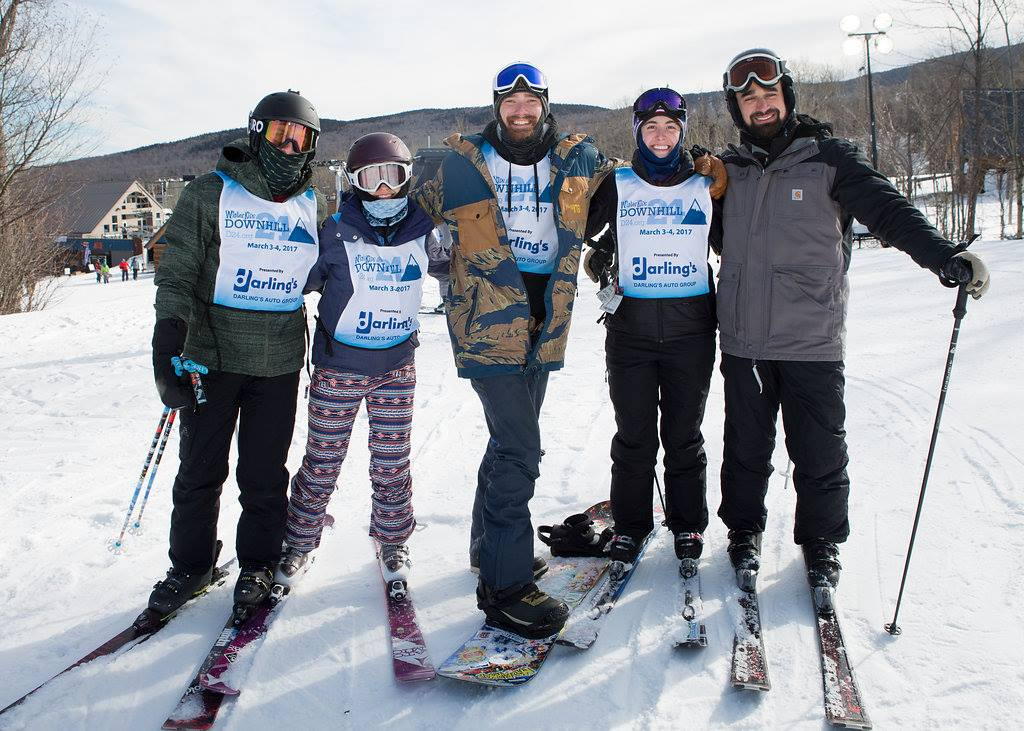 Baseline Chillmakers Hit the Slopes